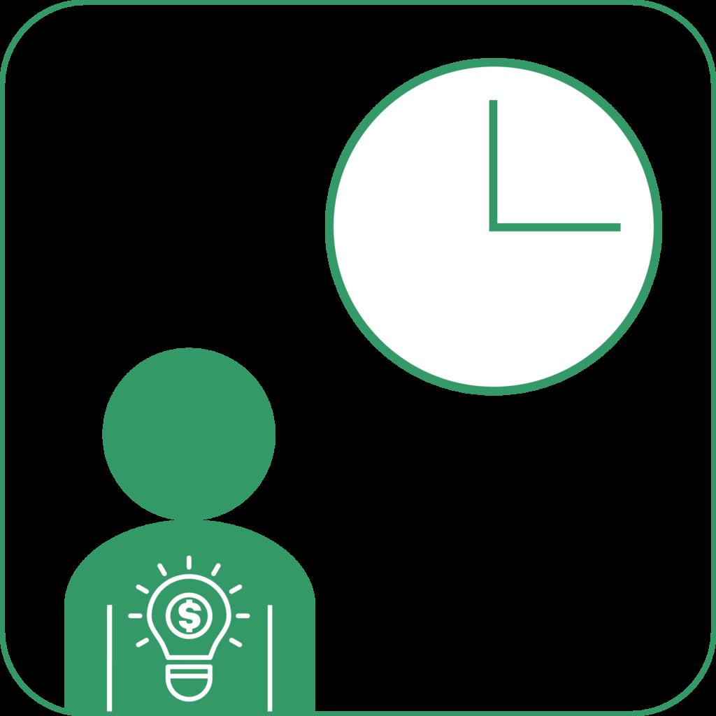 Creative Money Short Cuts logo