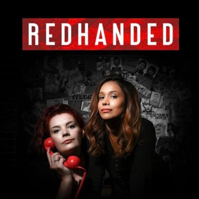 Patreon for artists and creators –RedHanded podcast's Hannah Maguire and Suruthi Bala