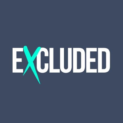 Excluded UK logo